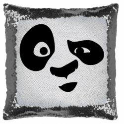 Подушка-хамелеон Panda Po