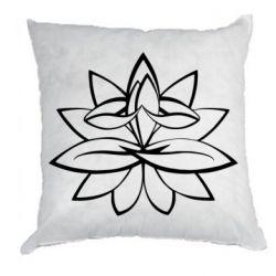 Подушка Lotus yoga