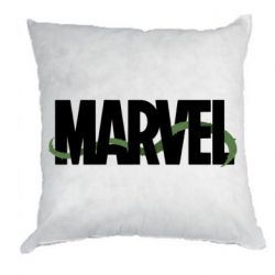 Подушка Marvel logo and vine