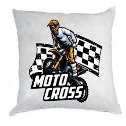 Подушка Motocross