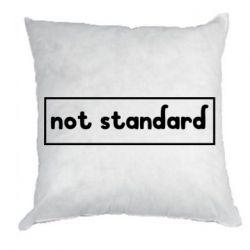Подушка Not standard