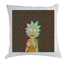 Подушка Rick Fck Hologram