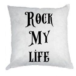 Подушка Rock my life