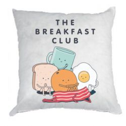 Подушка The breakfast club
