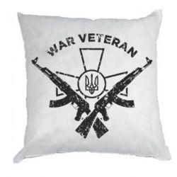Подушка Veteran machine gun