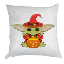 Подушка Yoda conjures