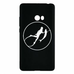Чехол для Xiaomi Mi Note 2 Подводная охота - FatLine