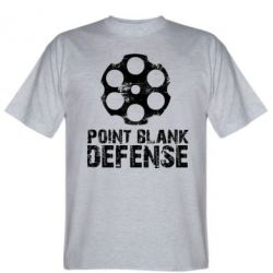 Футболка Point Blank Defense