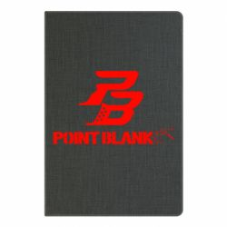 Блокнот А5 Point Blank logo - FatLine