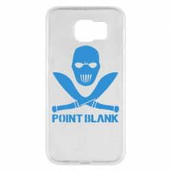Чехол для Samsung S6 Point Blank - FatLine