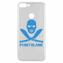 Чехол для Huawei P Smart Point Blank - FatLine