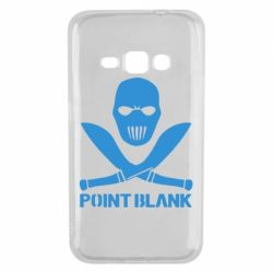 Чехол для Samsung J1 2016 Point Blank - FatLine