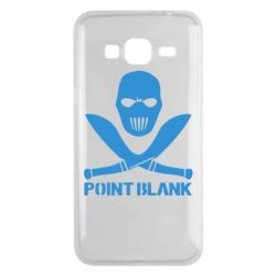 Чехол для Samsung J3 2016 Point Blank - FatLine