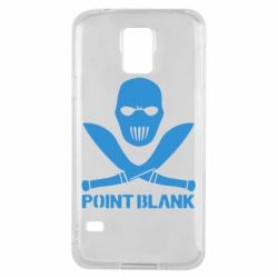 Чехол для Samsung S5 Point Blank - FatLine