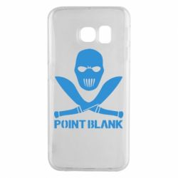 Чехол для Samsung S6 EDGE Point Blank - FatLine