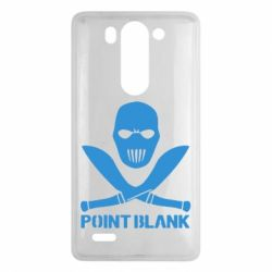 Чехол для LG G3 mini/G3s Point Blank - FatLine