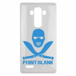 Чехол для LG G4 Point Blank - FatLine