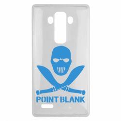 Чехол для LG G4 Point Blank - FatLine