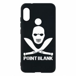Чехол для Mi A2 Lite Point Blank - FatLine