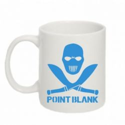 Кружка 320ml Point Blank - FatLine