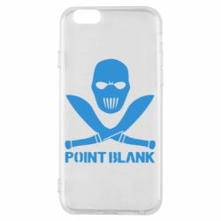 Чехол для iPhone 6/6S Point Blank - FatLine
