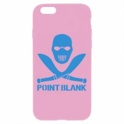 Чехол для iPhone 6 Plus/6S Plus Point Blank - FatLine
