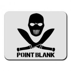 Коврик для мыши Point Blank - FatLine