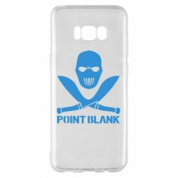 Чехол для Samsung S8+ Point Blank - FatLine