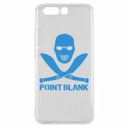 Чехол для Huawei P10 Point Blank - FatLine