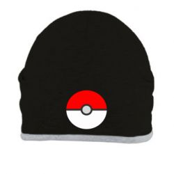 Шапка Pokemon Ball