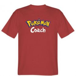 Футболка Pokemon Coach