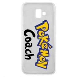 Чохол для Samsung J6 Plus 2018 Pokemon Coach
