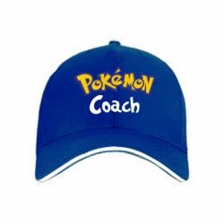 Кепка Pokemon Coach