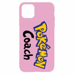 Чохол для iPhone 11 Pokemon Coach