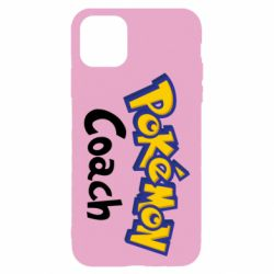 Чохол для iPhone 11 Pro Pokemon Coach