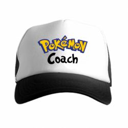 Кепка-тракер Pokemon Coach