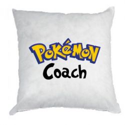 Подушка Pokemon Coach - FatLine