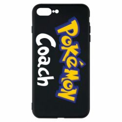 Чохол для iPhone 8 Plus Pokemon Coach