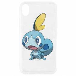 Чехол для iPhone XR Sobble