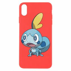 Чехол для iPhone X/Xs Sobble