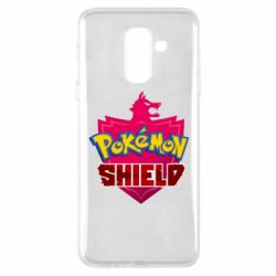 Чохол для Samsung A6+ 2018 Pokemon shield