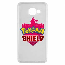 Чохол для Samsung A3 2016 Pokemon shield