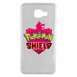Чохол для Samsung A7 2016 Pokemon shield