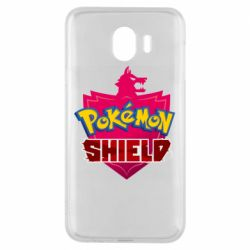 Чохол для Samsung J4 Pokemon shield