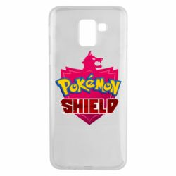 Чохол для Samsung J6 Pokemon shield