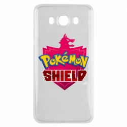 Чохол для Samsung J7 2016 Pokemon shield