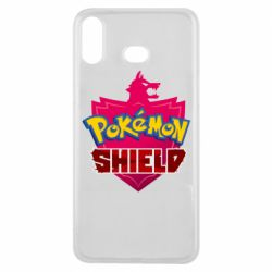 Чохол для Samsung A6s Pokemon shield