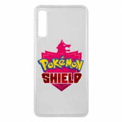 Чохол для Samsung A7 2018 Pokemon shield