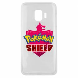 Чохол для Samsung J2 Core Pokemon shield