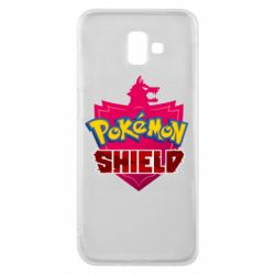 Чохол для Samsung J6 Plus 2018 Pokemon shield